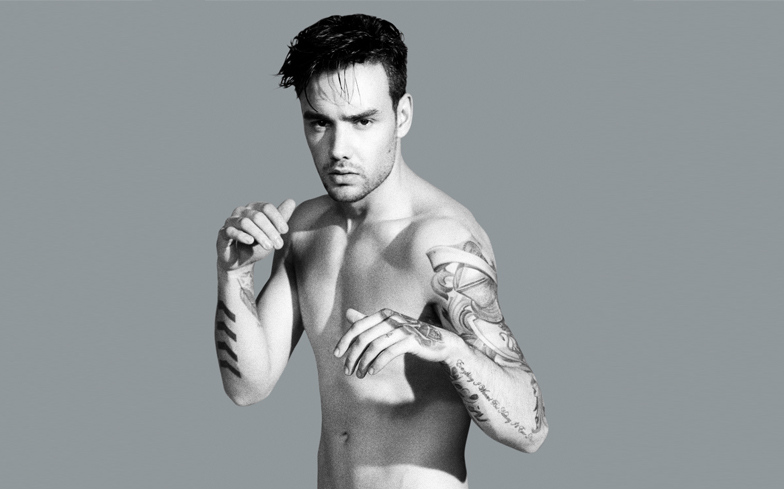 Ridin' solo: One Direction's Liam Payne strips off to ...