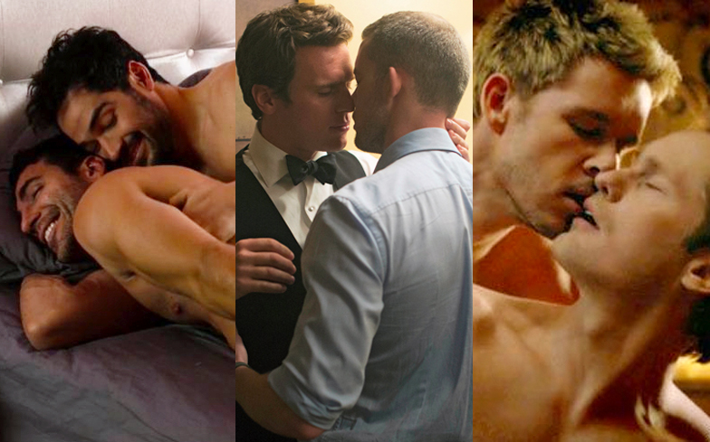 Sex scenes in tv and movies