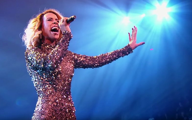 Could phenomenal singer Glennis Grace be the new Whitney Houston ...