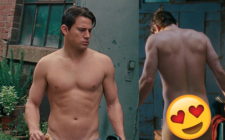 Naked pictures of channing tatum images 28
