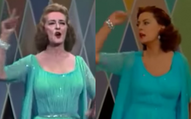 See All The Real Life Joan Crawford And Bette Davis Feud