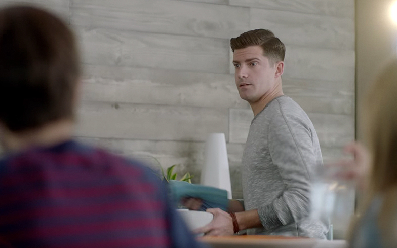 Google Home Meet The Parents Commercial  Guys