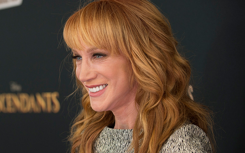 Kathy Griffin apologises for picture with decapitated head of Donald Trump
