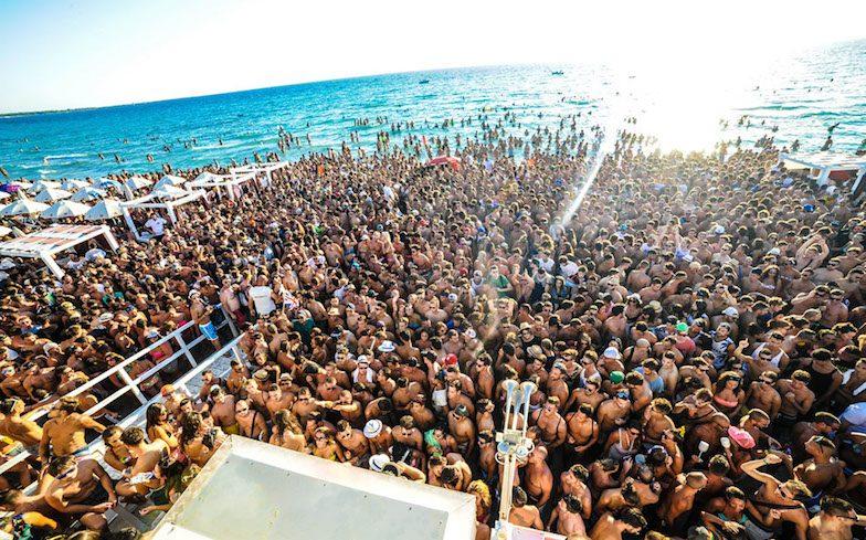 Samsara Beach Party