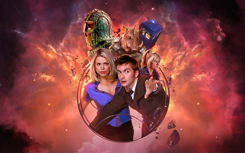 David Tennant and Billie Piper reunite for Doctor Who audio play