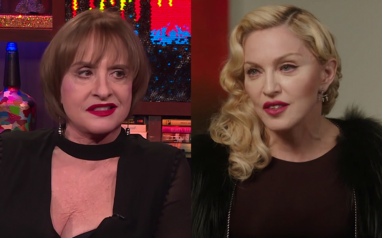 Let's Just Say That Patti LuPone Is Not Madonna's Biggest Fan
