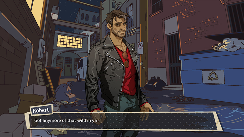 Dating sim feature sexuality