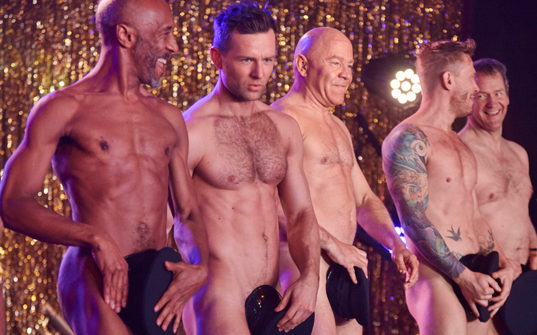 The Real Full Monty celebrities: Meet the all star line up on ITV's new show