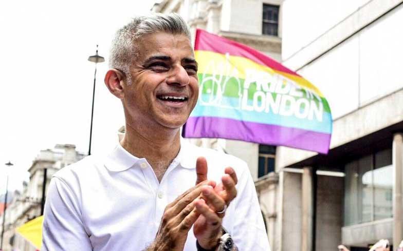 "Exclusive video: Sadiq Khan says London will honour ""hard ..."