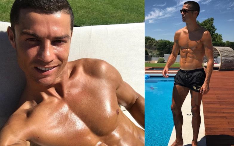 Cristiano Ronaldo and girlfriend Georgina Rodriguez are heating things up! [Photos]