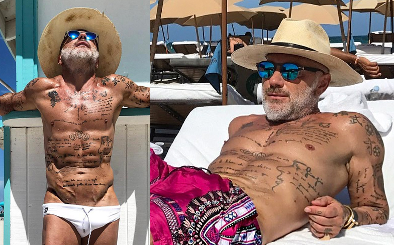 Yes daddy! This Italian millionaire will have you drooling ...
