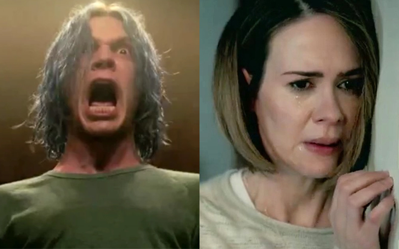 The first full-length trailer for American Horror Story: Cult is simply horrifying