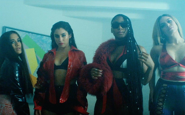 Fifth Harmony release music video for new single 'Angel'
