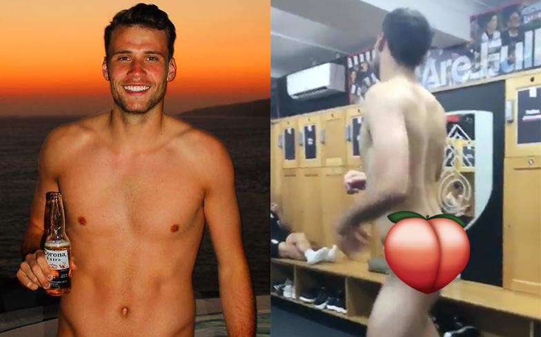 Naked men in lockerrooms — pic 12