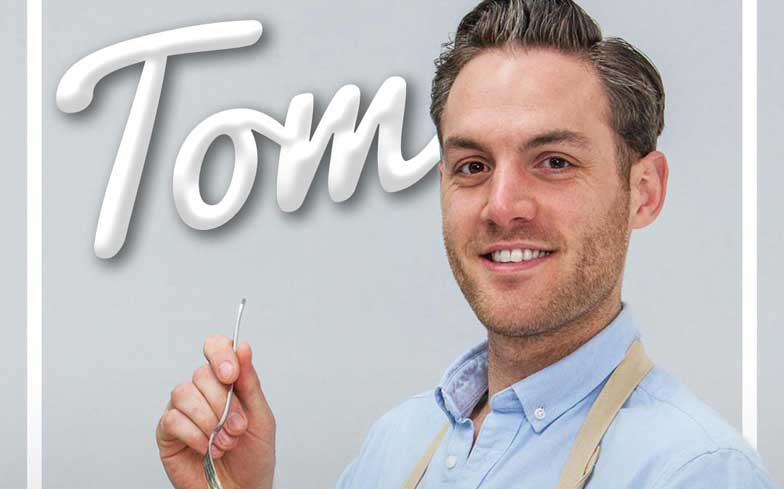 Meet Tom: Bake Off's cute gay contestant out to avoid a ...