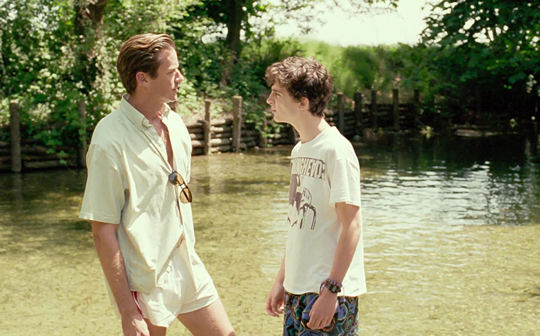 A 'Call Me By Your Name' Sequel Is Already Underway