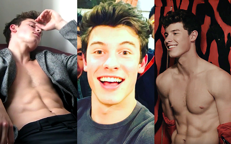 19 times we were totally hot for shawn mendes m4hsunfo