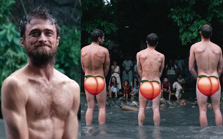 Daniel Radcliffe'S Sex 79
