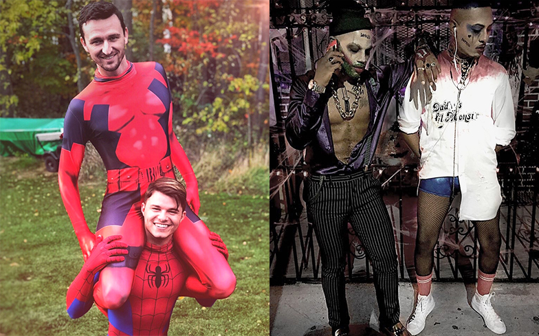 Couple Halloween Costumes 2017