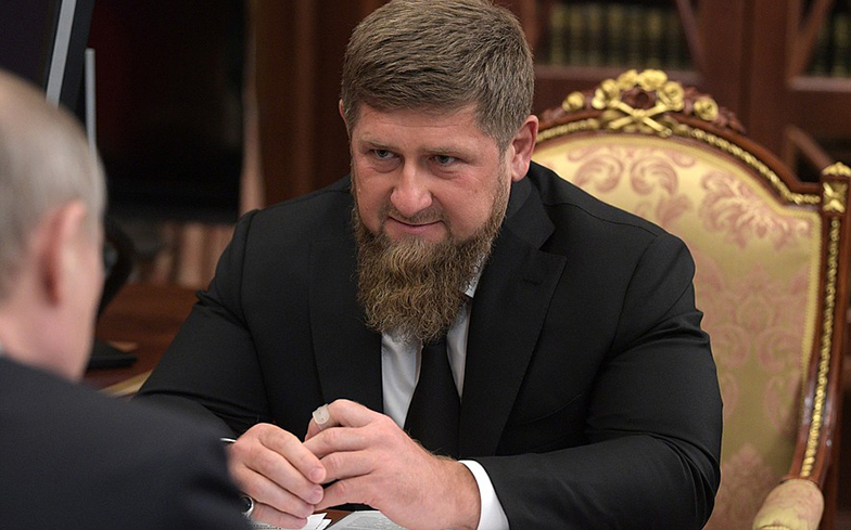 U.S. sanctions Chechen leader Kadyrov under Magnitsky Act