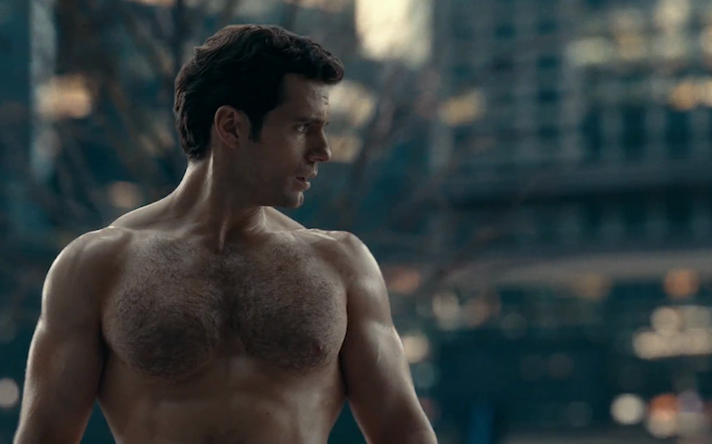 Henry Cavill And Jason Momoa S Shirtless Justice League Scenes Have Hit The Internet