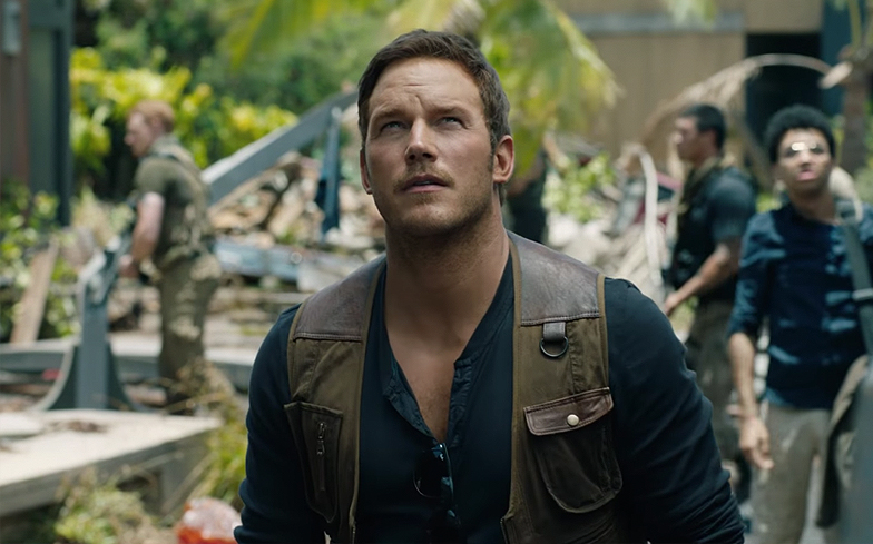Fallen Kingdom': Watch the first trailer