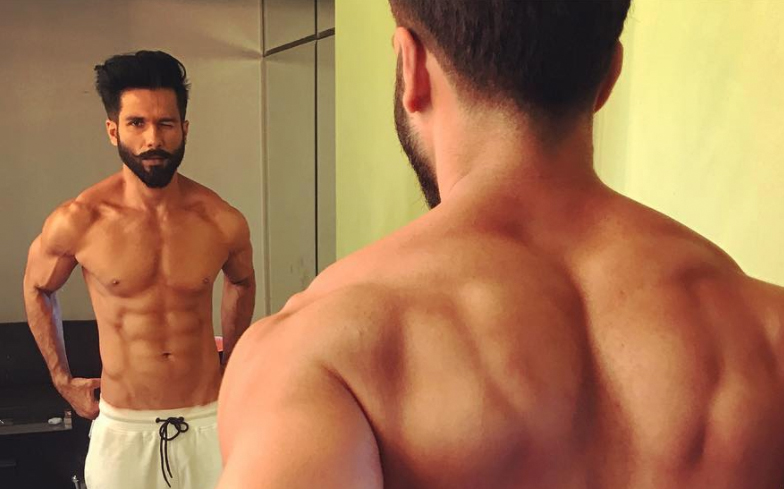 Meet the sexiest man in Asia - Shahid Kapoor
