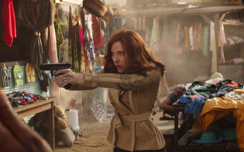 It Looks Like Black Widow's Solo Movie Is Still Happening