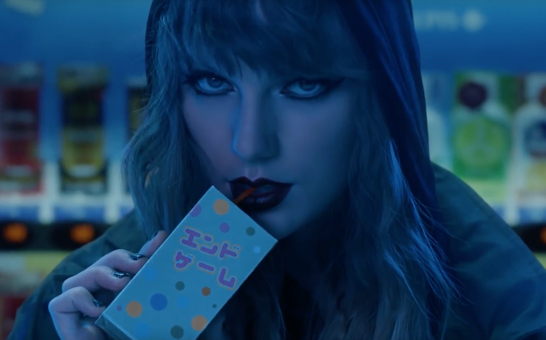 Watch Taylor Swift's New