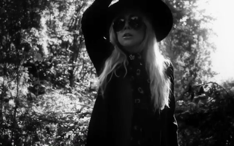 Woman Gaga teases music video for music Joanne