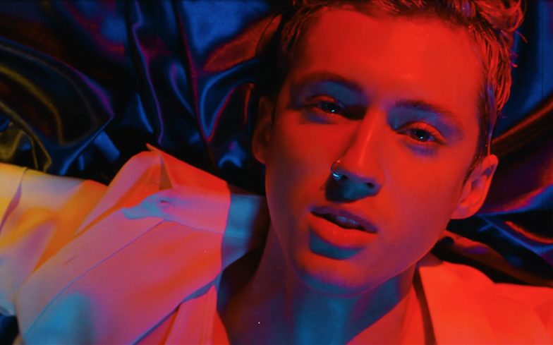 Troye Sivan releases music video for new single 'My My My!'