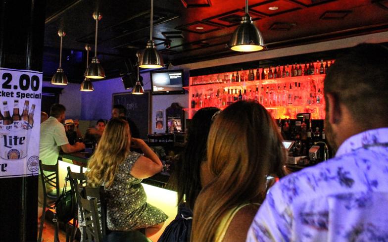 Gay bar gulfport