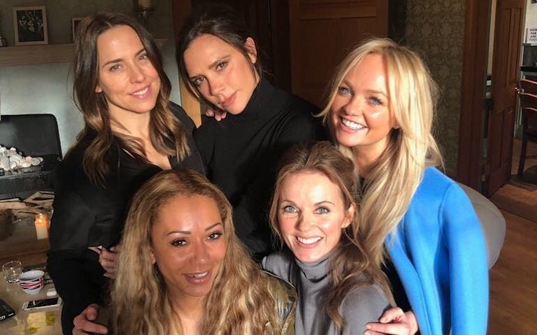 Have The Spice Girls finally agreed to a reunion?
