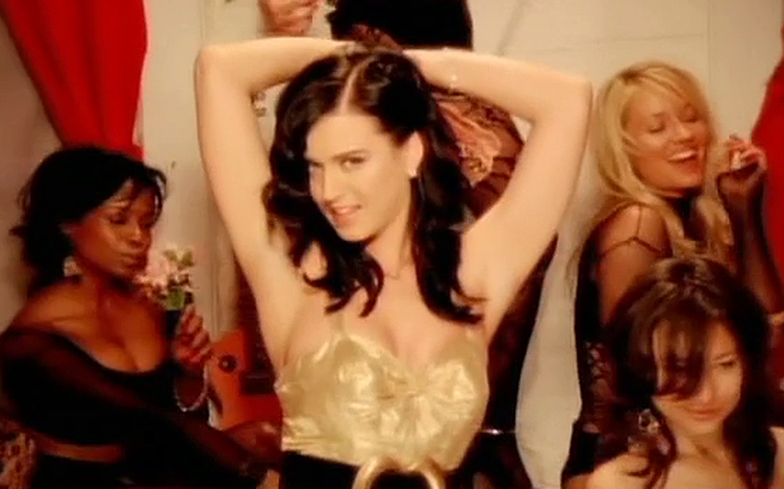 Katy Perry has regrets over number one single I Kissed A Girl
