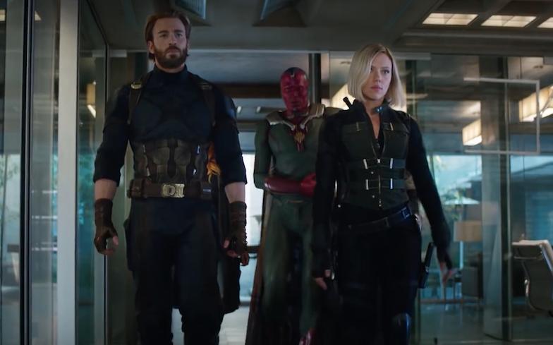 Avengers: Infinity War Super Bowl Trailer: