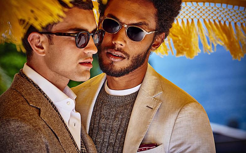 ผลการค้นหารูปภาพสำหรับ suit company same-sex fashion campaign