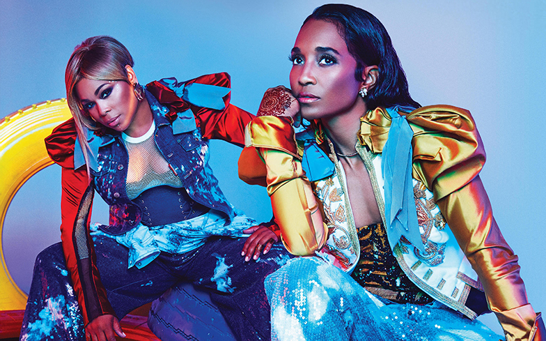 Tlc To Play Their First Ever Uk Festival As Mighty Hoopla