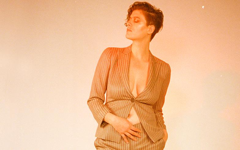 Rain Dove for Gay Times / Eva Zar