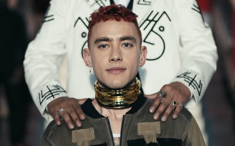 Olly Alexander opens up about ...