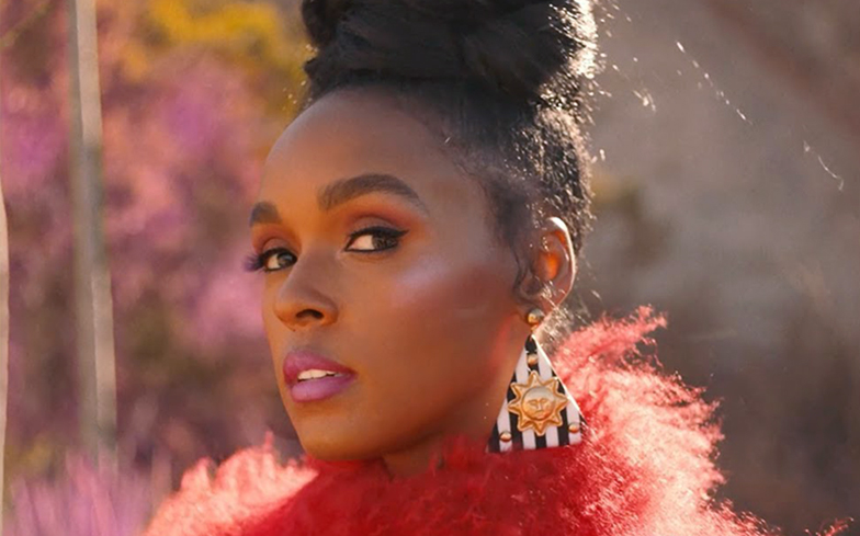 "Janelle Monáe feels she has a ""responsibility to protect my brothers and sisters in the LGBTQIA+ community"""
