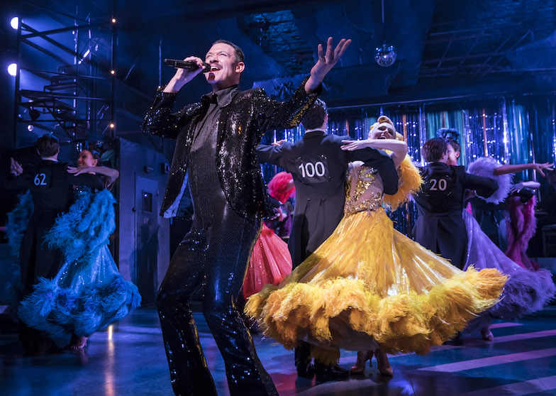 Strictly Ballroom the Musical review – Baz Luhrmann's dancefloor disaster