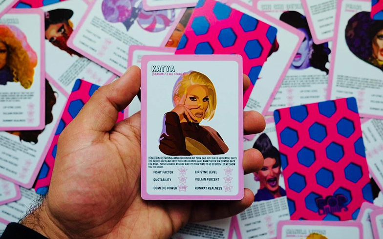 rupauls drag race gay for play game show starring rupaul