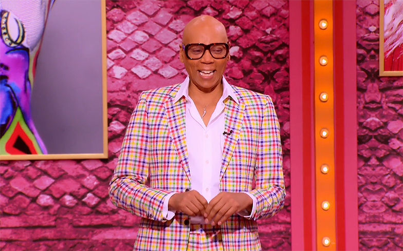 RuPaul to star in Netflix comedy series AJ and the Queen