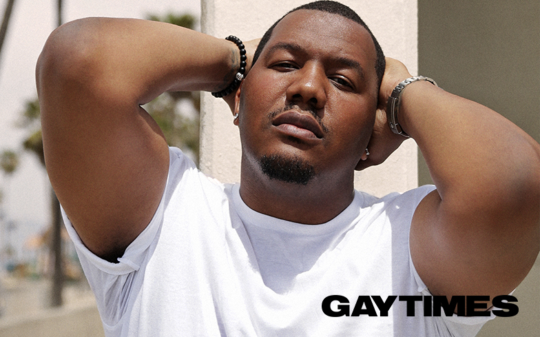 Travon Free for Gay Times June 218