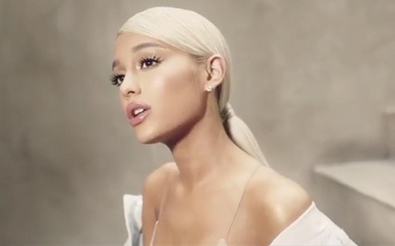 Ariana Grande shares stunning track Raindrops from new album Sweetener