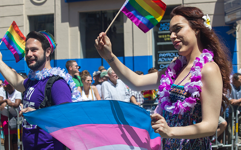 Fewer Americans than ever believe that the LGBTQ community face discrimination