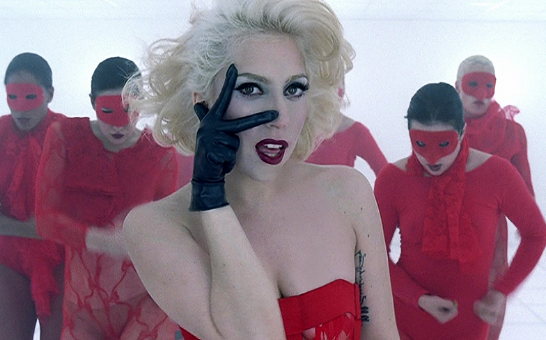 Bad Romance has been named as the best music video of the 21st century
