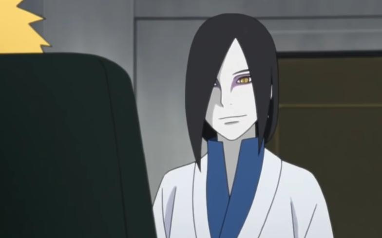 naruto villain orochimaru has come out as gender non binary