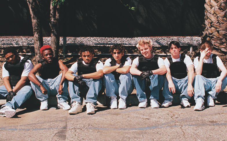 Listen To Brockhampton S New Single J Ouvert From Their