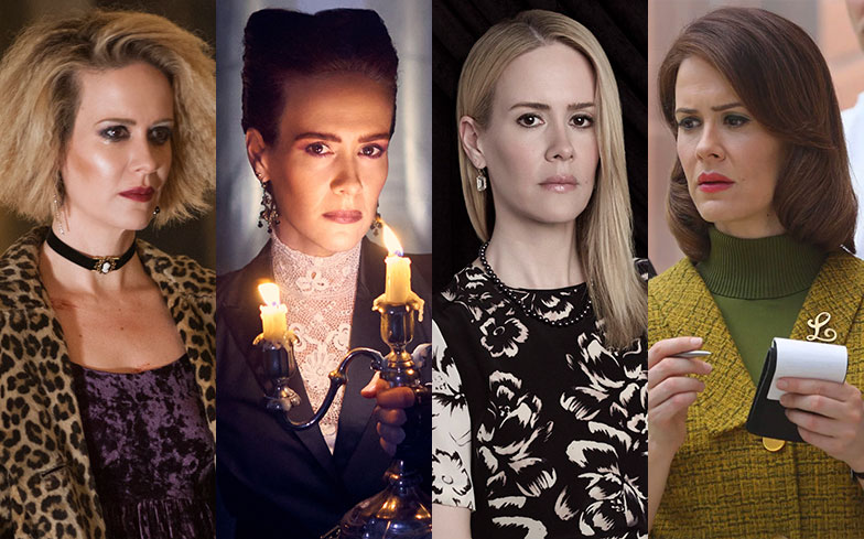 American Horror Story: We ranked all of Sarah Paulson's
